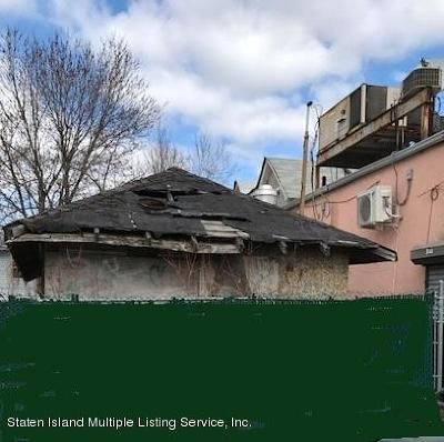 Staten Island Residential Lots & Land For Sale: 25 Robin Road