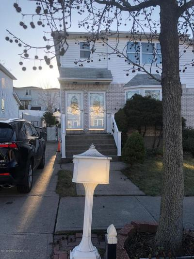 Staten Island Rental For Rent: 114 Pemberton Avenue #2nd Floo