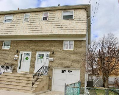 Staten Island Semi-Attached For Sale: 175 Netherland Avenue