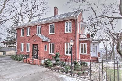 Single Family Home For Sale: 363 Howard Avenue