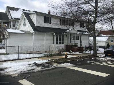 Two Family Home For Sale: 687 Delafield Avenue