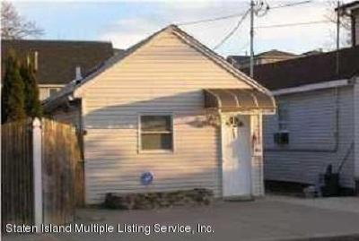 Single Family Home Acceptance: 750 Patterson Avenue