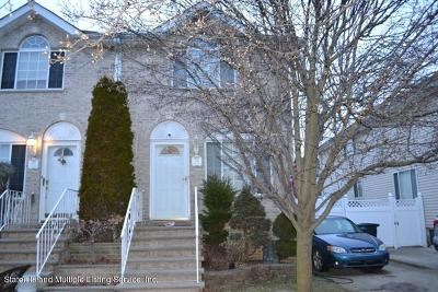 Staten Island Semi-Attached For Sale: 105 Gary Street