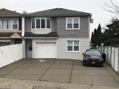 Staten Island Two Family Home For Sale: 97 Redwood Avenue