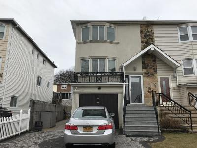 Staten Island Semi-Attached For Sale: 185 Lewiston Street