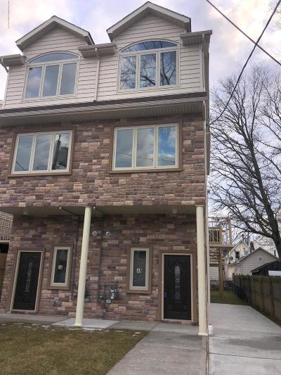 Staten Island Semi-Attached For Sale: 48 Hempstead Avenue