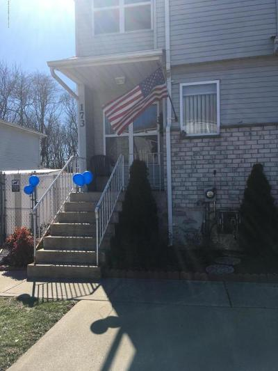 Staten Island Semi-Attached For Sale: 173 Lorraine Loop