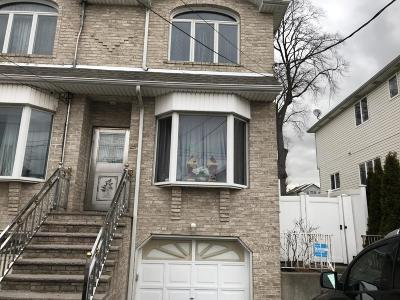 Staten Island Semi-Attached For Sale: 25 Palisade Street