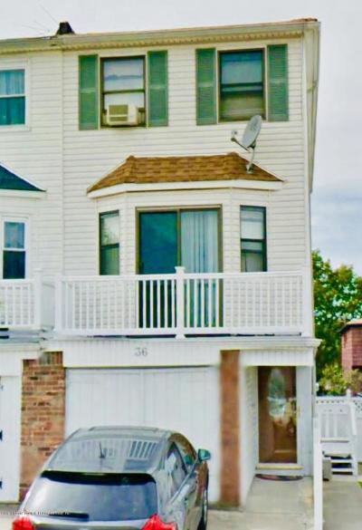 Staten Island Semi-Attached For Sale: 36 Longdale Street