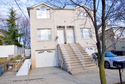 Staten Island Two Family Home For Sale: 187 Colon Avenue