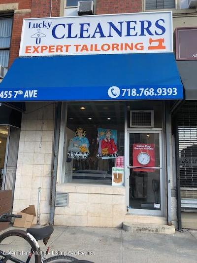Brooklyn Business Opportunity For Sale: 455 7th Avenue