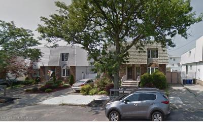 Staten Island Semi-Attached For Sale: 60 Thornycroft Avenue