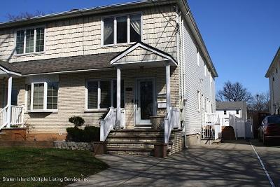 Two Family Home For Sale: 351 Great Kills Road