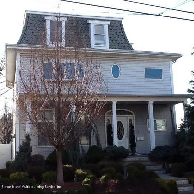 Two Family Home Acceptance: 36 Dehart Avenue