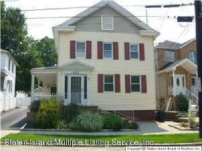 Staten Island Two Family Home For Sale: 408 Craig Avenue