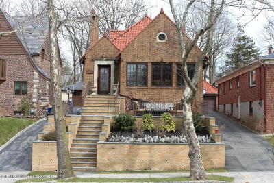 Single Family Home For Sale: 25 Hunter Place