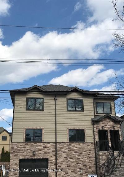 Staten Island Rental For Rent: 229 Wiman Avenue #2