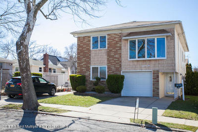 Staten Island NY Two Family Home For Sale: $769,000