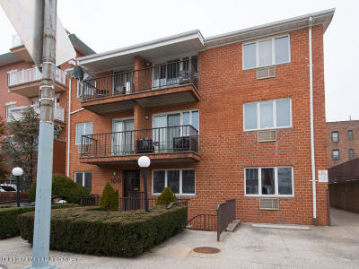 Kings County Condo/Townhouse For Sale: 106 Battery Avenue #Ms 1