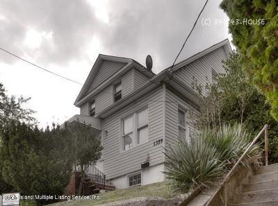 Richmond County Single Family Home For Sale: 1359 Richmond Rd
