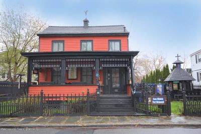 Staten Island Single Family Home Acceptance: 29 Cottage Place