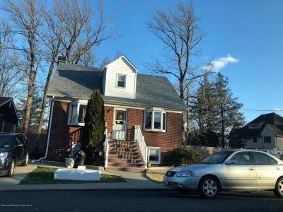 Staten Island Single Family Home Acceptance: 157 Geldner Avenue