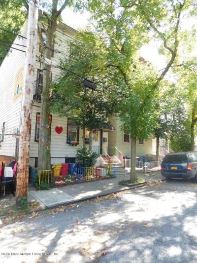 Staten Island Multi Family Home For Sale: 61 Tysen Street