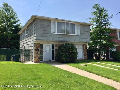 Single Family Home Acceptance: 216 Egbert Avenue