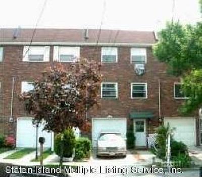 Staten Island Rental For Rent: 156 Marion Street