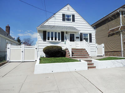 Queens Single Family Home For Sale: 45-40 160th Street