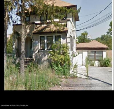 Staten Island Residential Lots & Land For Sale: 1525 Arthur Kill Road