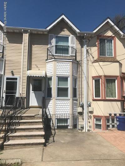 Single Family Home For Sale: 300 Woodbine Avenue #A