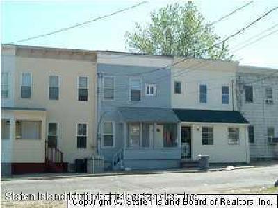 Staten Island Single Family Home For Sale: 45 Bush Avenue