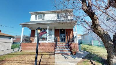 Staten Island NY Single Family Home For Sale: $639,900