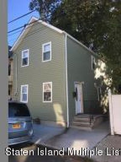 Staten Island Single Family Home For Sale: 5 Avenue B