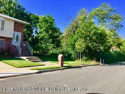 Staten Island Residential Lots & Land For Sale: Sheldon Avenue