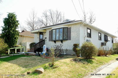 Single Family Home Acceptance: 76 Shafter Avenue