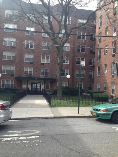 Staten Island Co-op For Sale: 50 Fort Place #A4d