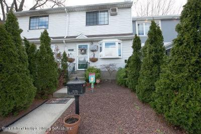 Staten Island Single Family Home For Sale: 162 S Gannon Avenue