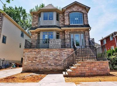 Staten Island NY Single Family Home For Sale: $899,900