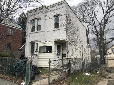 Staten Island Single Family Home For Sale: 313 Hillside Avenue