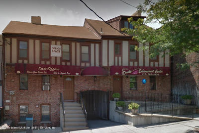 Staten Island Commercial Lease For Lease: 418 Saint Marks Place