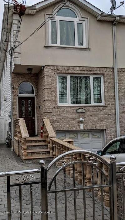 Staten Island Two Family Home For Sale: 139 Ridgewood Avenue