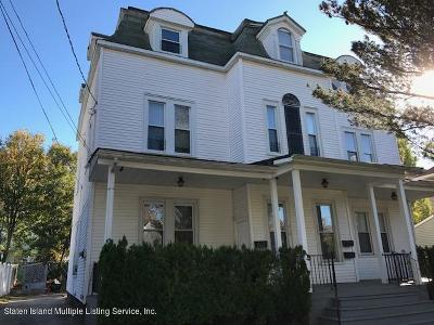 Staten Island Multi Family Home For Sale: 618-620 Delafield Avenue