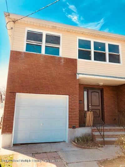 Staten Island Two Family Home For Sale: 180 Hickory Avenue