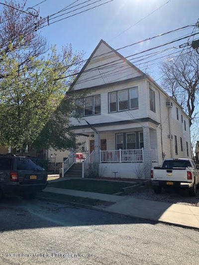 Staten Island Two Family Home For Sale: 78 Ridgewood Place