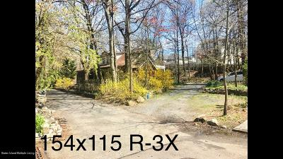 Staten Island Residential Lots & Land For Sale: 58 Shadyside Avenue