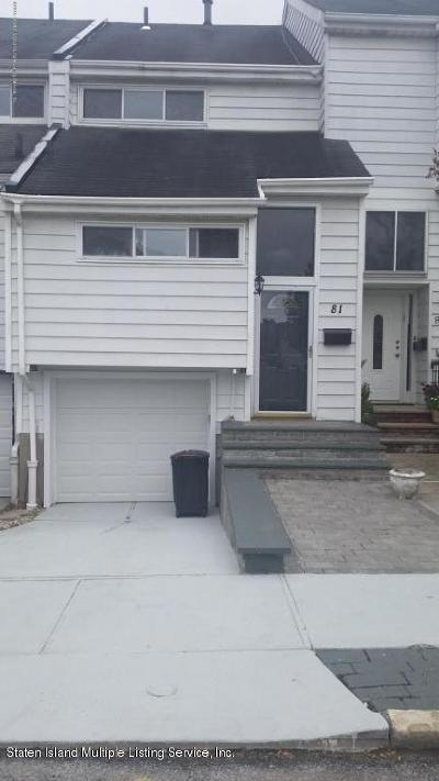 Staten Island Single Family Home For Sale: 81 Forest Green