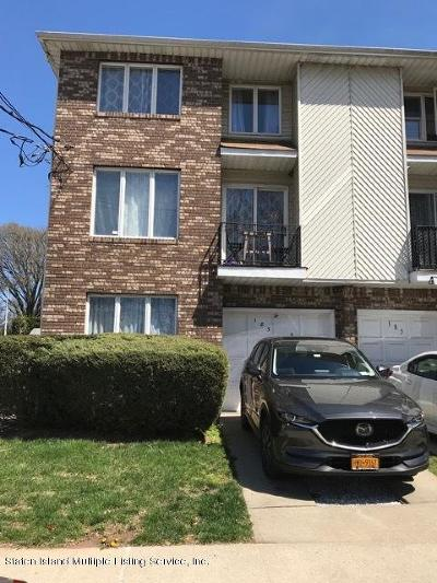 Staten Island Single Family Home For Sale: 183 Greenleaf Avenue