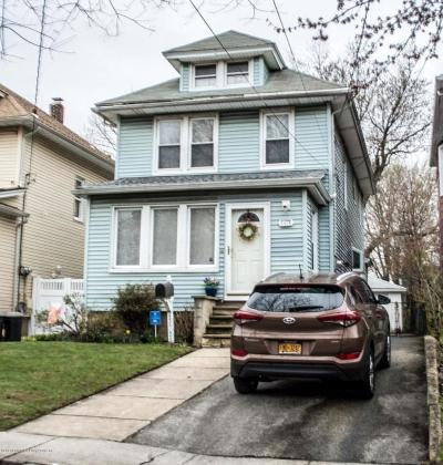 Staten Island Single Family Home For Sale: 44 Bement Avenue